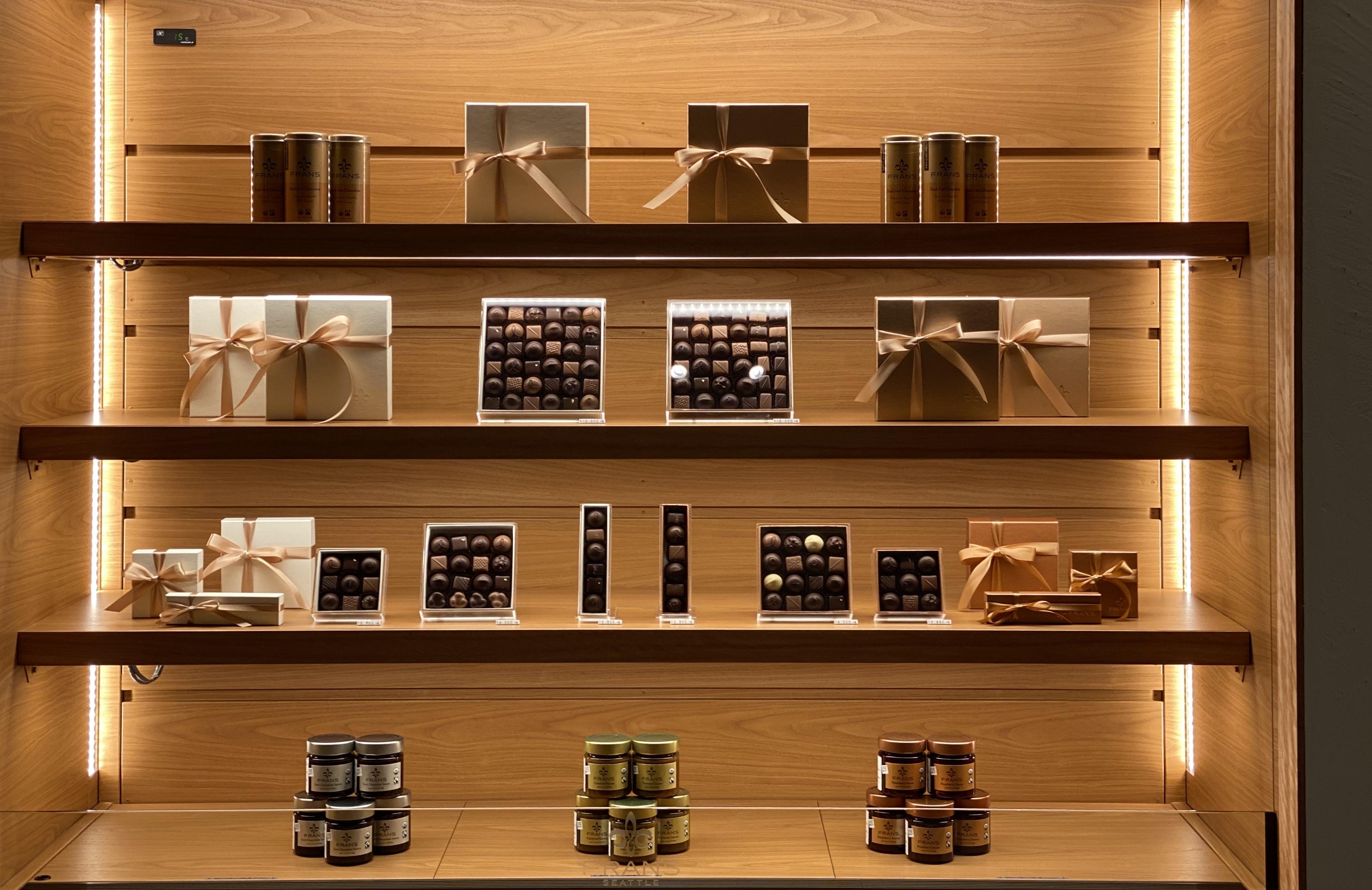 チョコレート フランズ